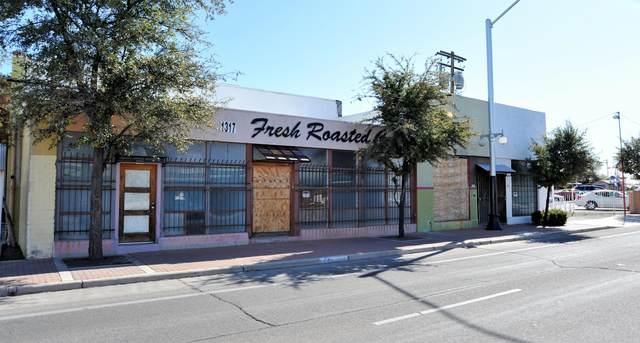 1317 S 6Th Avenue, Tucson, AZ 85713 (#22028172) :: Tucson Property Executives