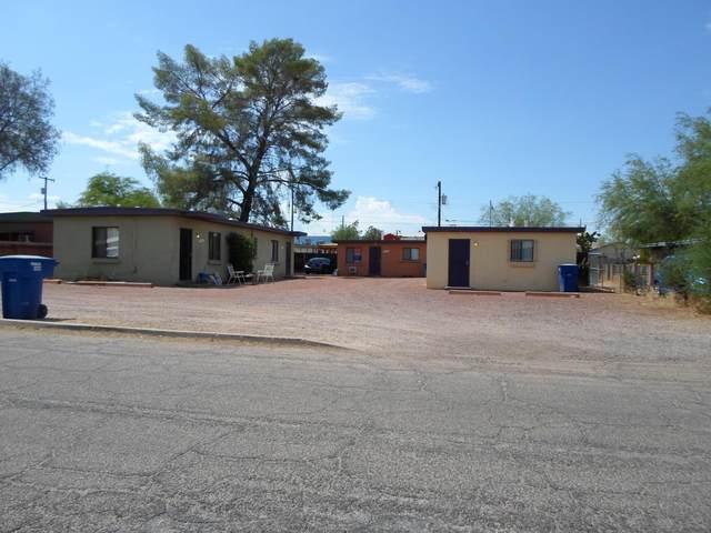 2100 E 18th Street, Tucson, AZ 85719 (#22028191) :: Kino Abrams brokered by Tierra Antigua Realty
