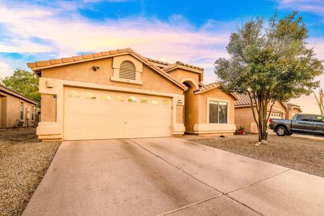 39443 S Old Arena Drive, Tucson, AZ 85739 (#22028215) :: Tucson Property Executives