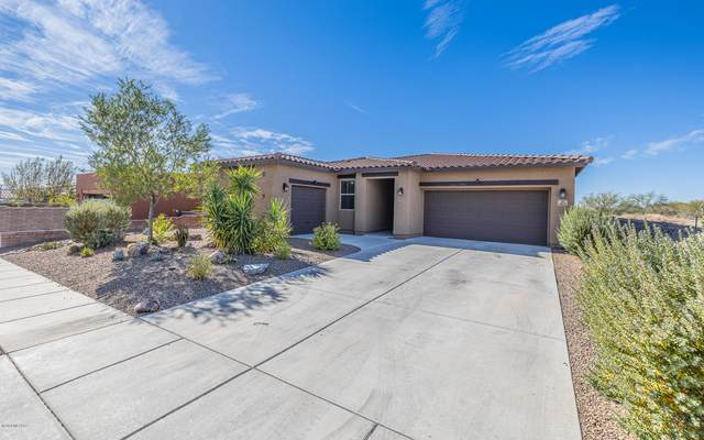 2872 S Smokin Pistol Way, Tucson, AZ 85713 (#22028219) :: Long Realty Company