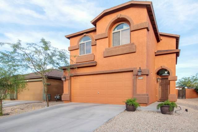2430 E Calle Lena Verde, Tucson, AZ 85706 (#22028220) :: Keller Williams