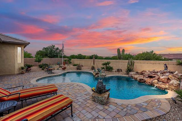 809 N Copper View Drive, Green Valley, AZ 85614 (#22028232) :: Kino Abrams brokered by Tierra Antigua Realty