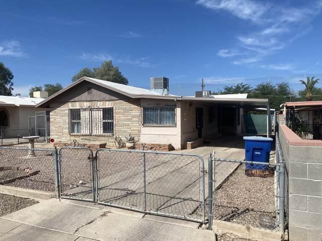 1532 W Delaware Street, Tucson, AZ 85745 (#22028251) :: Luxury Group - Realty Executives Arizona Properties