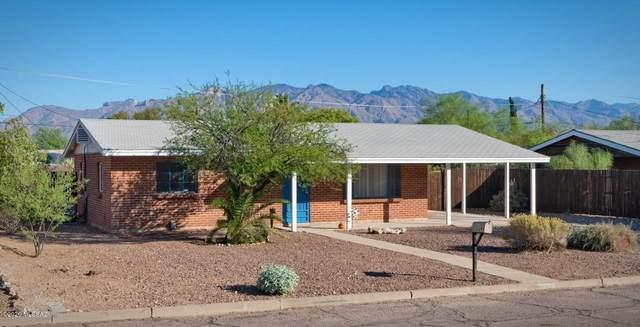 2243 E Spring St, Tucson, AZ 85719 (#22028265) :: Keller Williams
