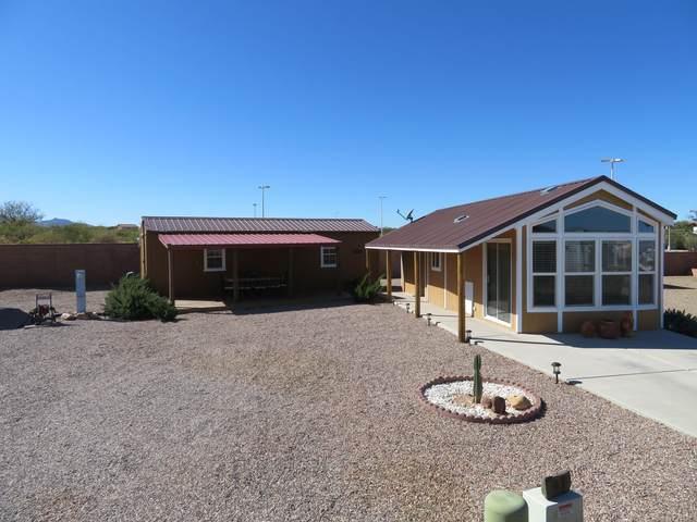 1915 W Casa Del Rio Drive Lot 7, Benson, AZ 85602 (MLS #22028276) :: My Home Group