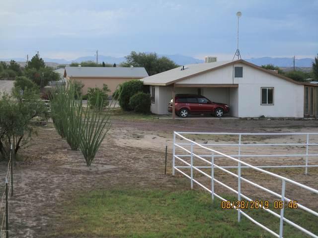 1145 E Morris Lane, Pomerene, AZ 85627 (MLS #22028279) :: My Home Group