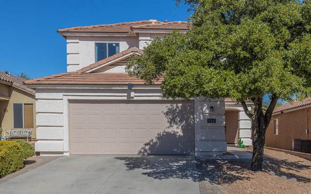 714 W Cholla Crest Drive, Green Valley, AZ 85614 (#22028281) :: Kino Abrams brokered by Tierra Antigua Realty
