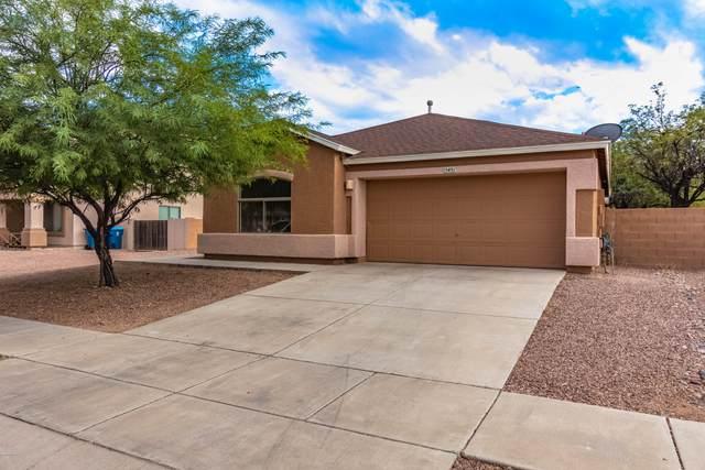 3451 W Avenida De San Candido, Tucson, AZ 85746 (#22028289) :: Kino Abrams brokered by Tierra Antigua Realty