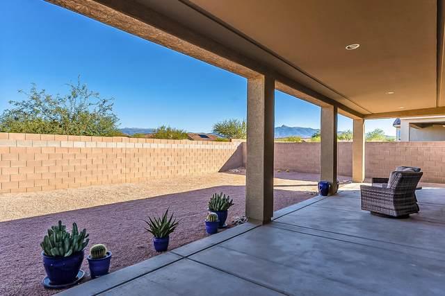 13989 E Via Cerro Del Molino, Vail, AZ 85641 (#22028306) :: Tucson Property Executives