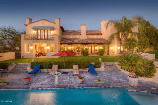 5530 N Camino Escuela, Tucson, AZ 85718 (#22028315) :: Tucson Property Executives