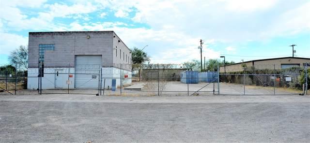 524 E 28th Street, South Tucson, AZ 85713 (#22028333) :: Tucson Property Executives