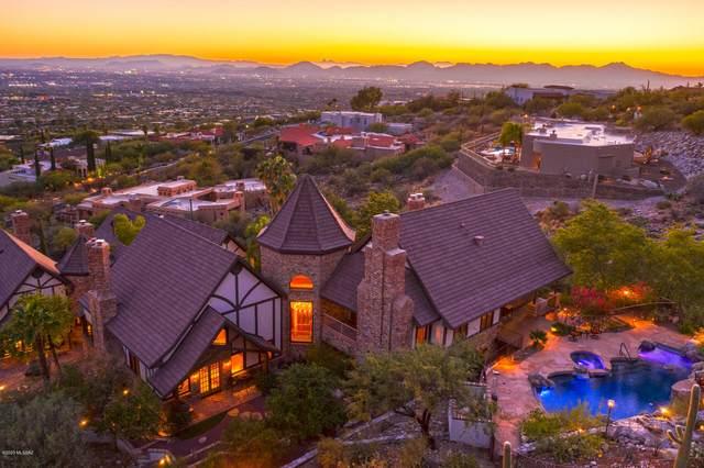 7049 N Mission Hill Lane, Tucson, AZ 85718 (#22028345) :: Tucson Property Executives