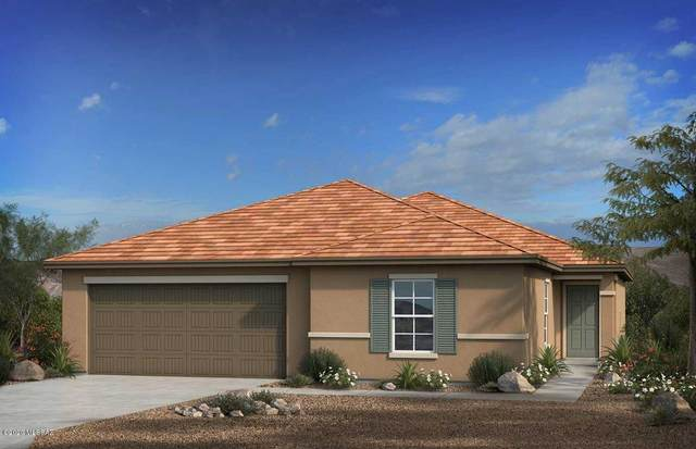 8746 E Stone Meadow Circle E Lot 22, Tucson, AZ 85730 (#22028346) :: Tucson Property Executives