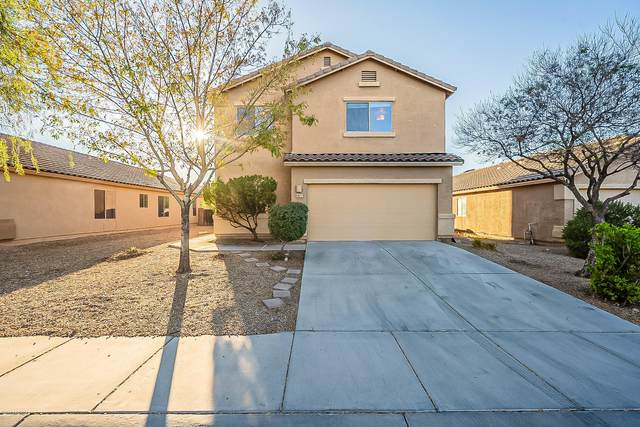 8877 N Misty Brook Drive, Tucson, AZ 85743 (#22028352) :: Long Realty - The Vallee Gold Team