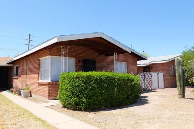 1034 E Water Street, Tucson, AZ 85719 (#22028375) :: Tucson Property Executives