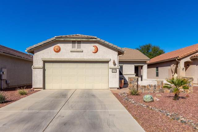 21130 E Treasure Road, Red Rock, AZ 85145 (#22028381) :: Keller Williams
