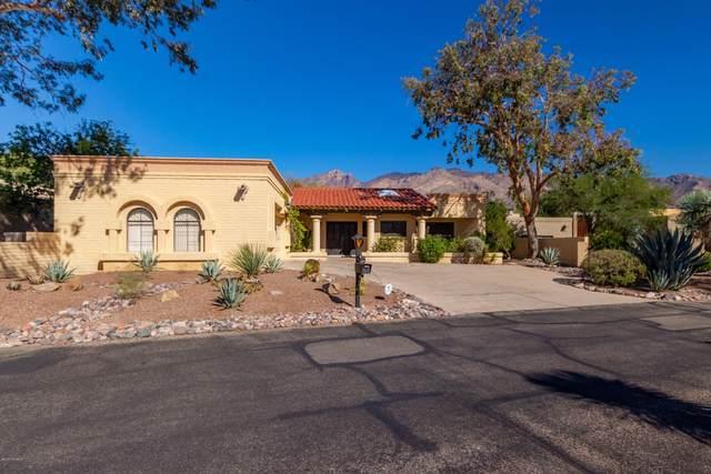 4221 E Pontatoc Canyon Drive, Tucson, AZ 85718 (#22028409) :: Tucson Property Executives