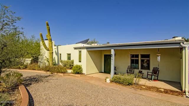 2411 E Greenlee Road, Tucson, AZ 85719 (#22028419) :: Tucson Property Executives