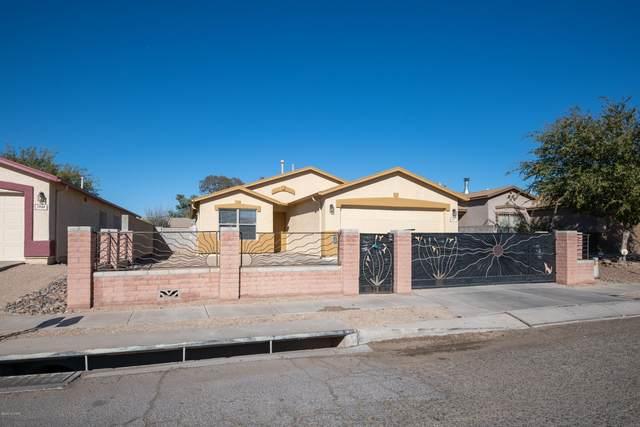 1956 W Nava Drive, Tucson, AZ 85746 (#22028449) :: The Local Real Estate Group | Realty Executives