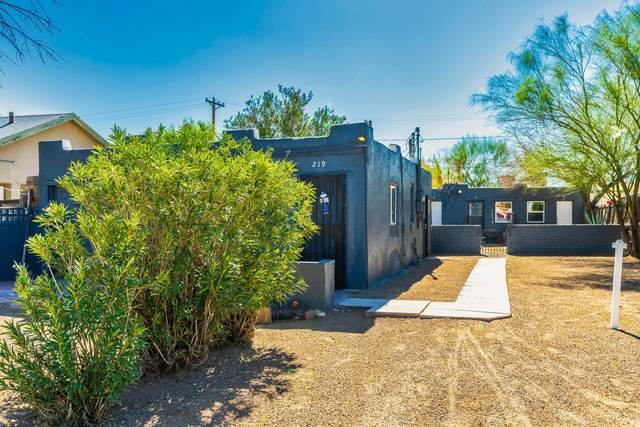 219 W President Street, Tucson, AZ 85714 (#22028452) :: Tucson Property Executives