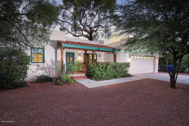 2245 N Norris Avenue, Tucson, AZ 85719 (#22028454) :: Tucson Property Executives