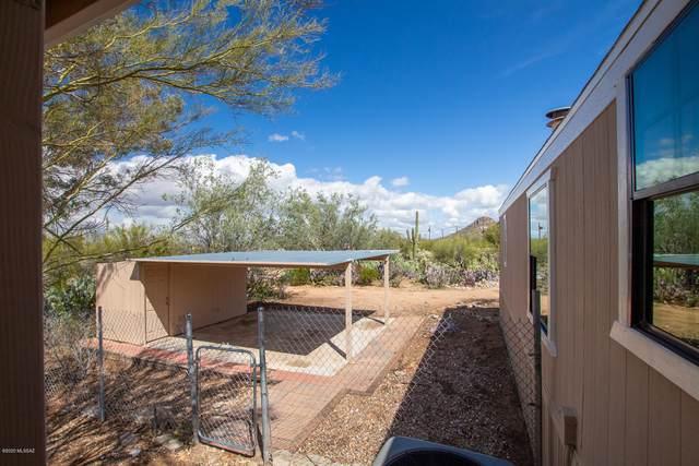 5945 N Van Ark Road, Tucson, AZ 85743 (#22028458) :: The Local Real Estate Group | Realty Executives
