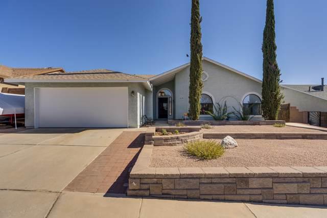 10170 E Sky Castle Way, Tucson, AZ 85730 (#22028460) :: Tucson Property Executives
