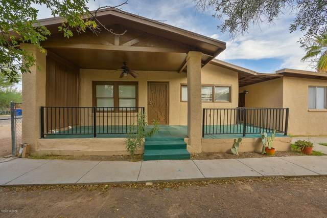 1316 N 5Th Avenue, Tucson, AZ 85705 (#22028466) :: The Local Real Estate Group | Realty Executives