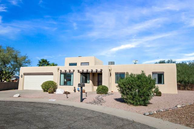 4020 W Isis Drive, Tucson, AZ 85741 (#22028491) :: Keller Williams