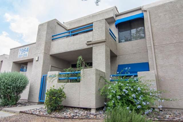 7964 E Colette Circle #201, Tucson, AZ 85710 (#22028498) :: Tucson Property Executives