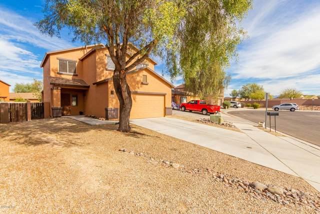 2465 E Calle Pelicano, Tucson, AZ 85706 (#22028509) :: Keller Williams
