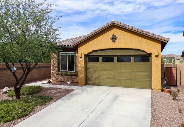 13626 N Vistoso Reserve Place, Oro Valley, AZ 85755 (#22028512) :: Keller Williams
