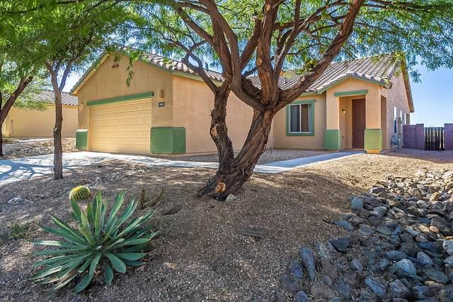 936 S White Calcite Street, Benson, AZ 85602 (MLS #22028513) :: My Home Group