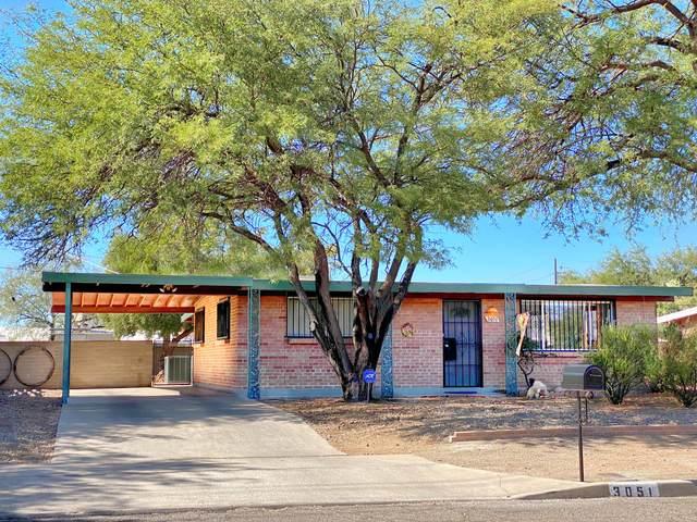 3051 N Wilson Avenue, Tucson, AZ 85719 (#22028527) :: Keller Williams