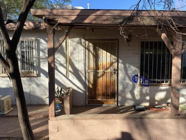 4071 E Flower Street, Tucson, AZ 85712 (#22028535) :: The Local Real Estate Group   Realty Executives