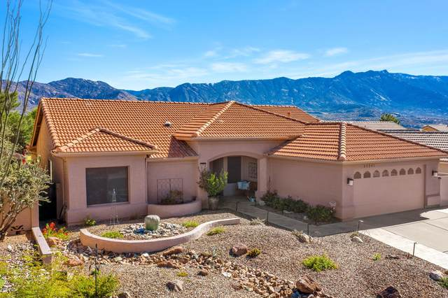 37241 S Canyon View Drive, Saddlebrooke, AZ 85739 (#22028564) :: The Local Real Estate Group | Realty Executives