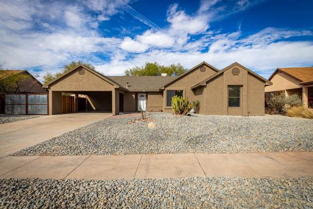 4850 W Vicuna Drive, Tucson, AZ 85742 (#22028566) :: The Local Real Estate Group | Realty Executives