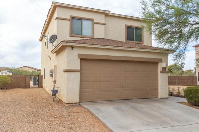 6656 S Giuliani Avenue, Tucson, AZ 85757 (#22028595) :: Tucson Property Executives