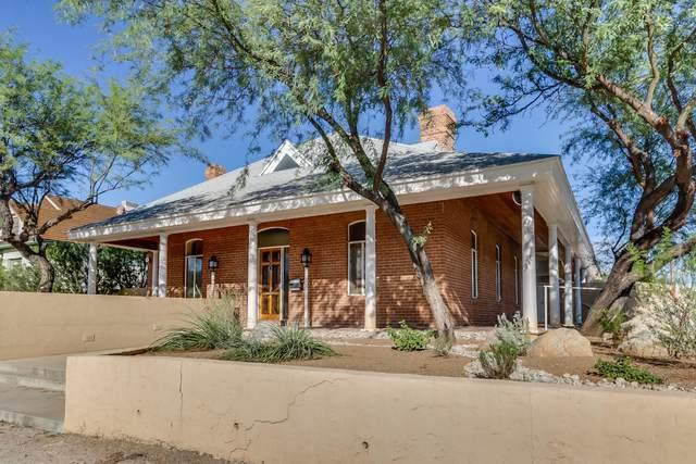 700 N 7th Avenue, Tucson, AZ 85705 (#22028622) :: Kino Abrams brokered by Tierra Antigua Realty