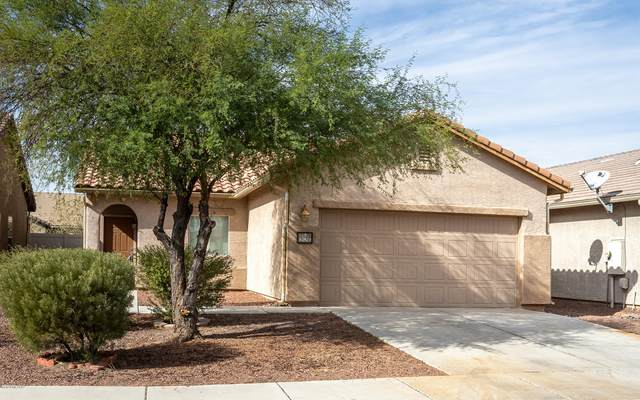 34514 S Spirit Lane, Red Rock, AZ 85145 (#22028635) :: Keller Williams