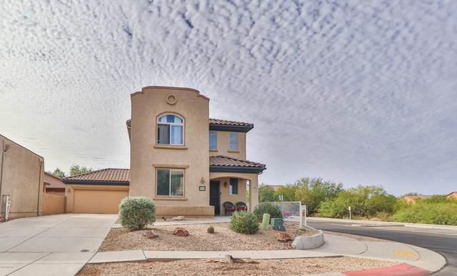 10564 E River Stone Court, Tucson, AZ 85747 (#22028646) :: Tucson Property Executives