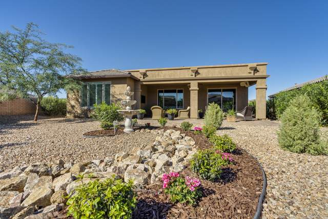 798 N Copper View Drive, Green Valley, AZ 85614 (#22028661) :: Kino Abrams brokered by Tierra Antigua Realty