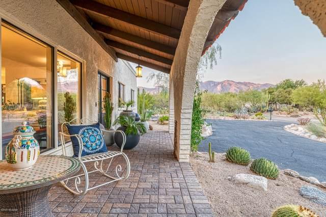 4955 N Via Condesa, Tucson, AZ 85718 (#22028691) :: Tucson Property Executives
