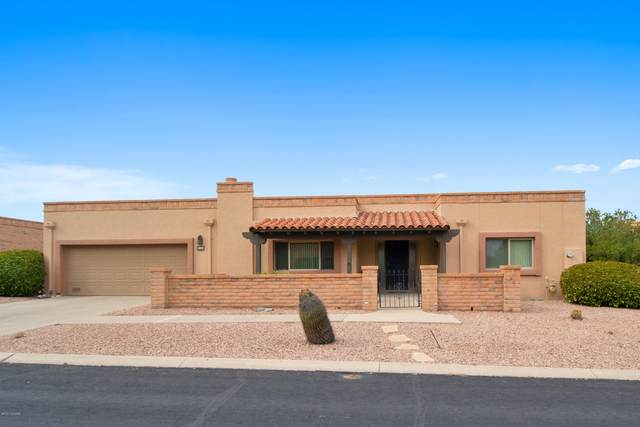 3360 S Placita De La Fabula, Green Valley, AZ 85622 (#22028698) :: Long Realty Company