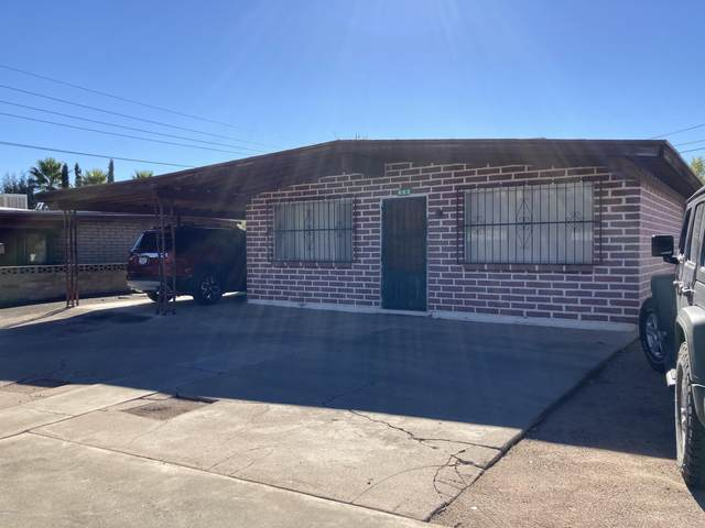 665 W Hughes Street, Nogales, AZ 85621 (#22028727) :: The Local Real Estate Group   Realty Executives