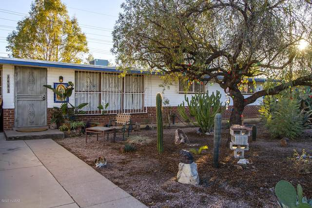 3002 E 19Th Street, Tucson, AZ 85716 (#22028764) :: Long Realty Company