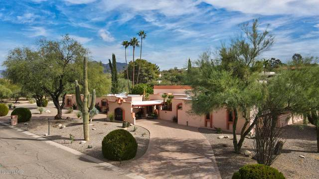 7940 N Tuscany Drive, Tucson, AZ 85742 (#22028800) :: Keller Williams