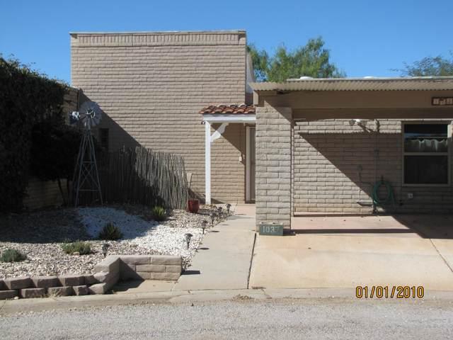 1037 E Irene Circle, Pearce, AZ 85625 (#22028813) :: Long Realty Company