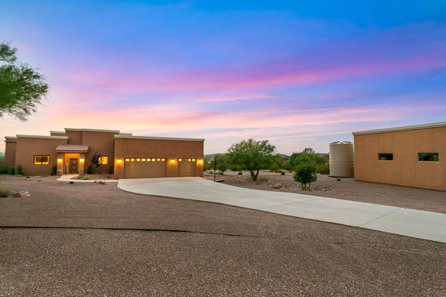 3499 N Drake Place, Tucson, AZ 85749 (#22028827) :: The Local Real Estate Group | Realty Executives