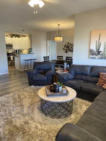 1500 E Pusch Wilderness Drive #8201, Oro Valley, AZ 85737 (#22028858) :: Tucson Property Executives